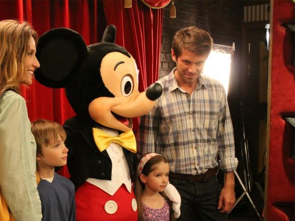 """Tournage film pour Disneyland """"Meet to Mickey"""" 04"""