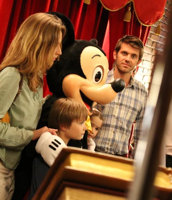 """Tournage film pour Disneyland """"Meet to Mickey"""" 02"""
